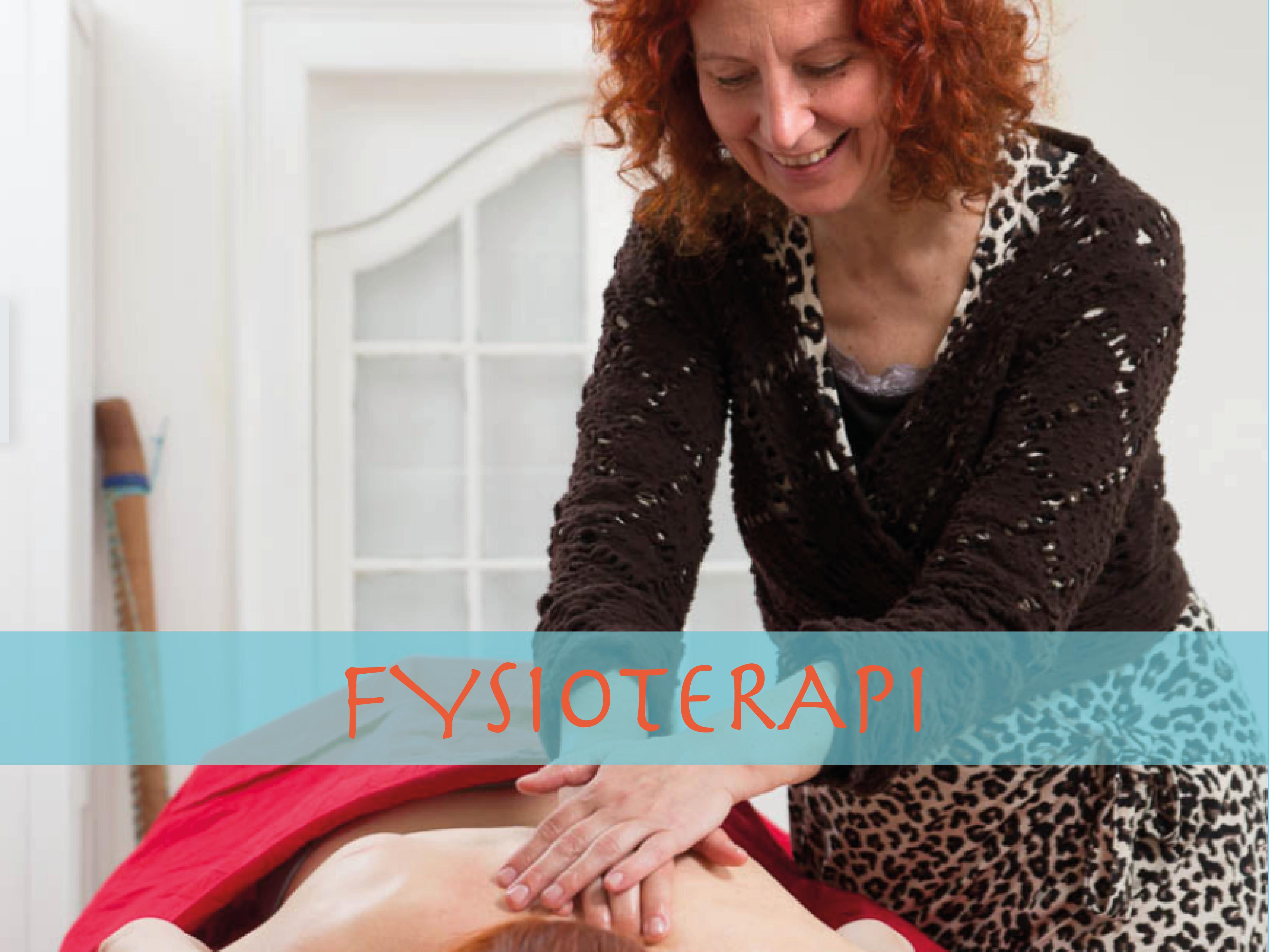 FYSIOTERAPI - Find Din Vej - Ritte Hagens - Fysioterapeut